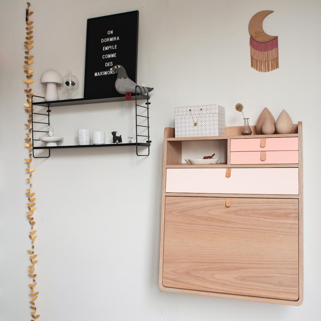 mon beau bureau hart petit champignon de paris. Black Bedroom Furniture Sets. Home Design Ideas